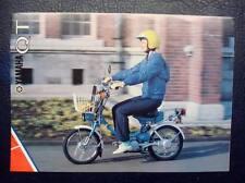YAMAHA QT 49cc MOPED Sales Brochure c1981 #LIT-3MC-0107559-81E