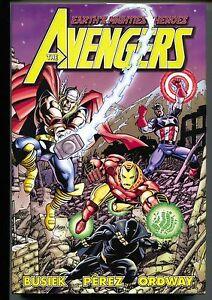 Avengers-Assemble-2-HC-Marvel-2005-NM-1st-Print-Kurt-Busiek-12-22
