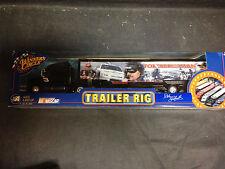 WINNER'S CIRCLE 1:64 SCALE DALE EARNHARDT FOREVER THE MAN TRAILER RIG NASCAR C37