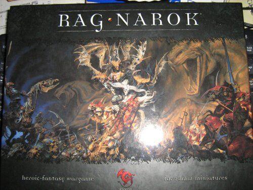 Rag'narok - miniatur lohnt   juego de miniaturas (englisch   ingl é s)