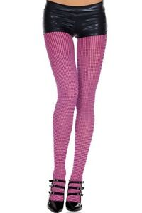 Opaque-Pink-amp-Black-Dogtooth-Tights-Opaque-Spandex-Houndtooth-Pantyhose