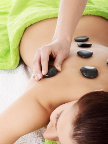PHOTOGRAPHY COMPOSITION SPA BEAUTY RELAX HEALTH STONES ART PRINT POSTER MP3438A