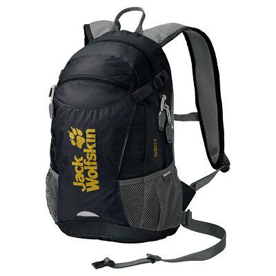 Jack Wolfskin Velocity 12 Freizeit Rucksack Tagesrucksack Outdoor Backpack 12L
