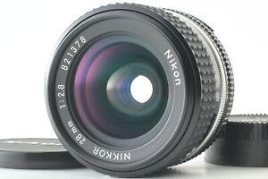 Neuwertiger Nikon AI-S Nikkor 28mm f/2.8 MF AIS Weitwinkel Lens aus Japan #1862