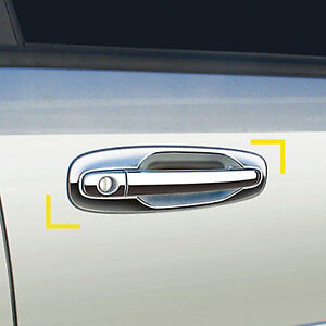 Chrome-Door-Handle-Catch-Molding-Trim-Cover-for-04-08-Chevrolet-Lacetti-Optra-I