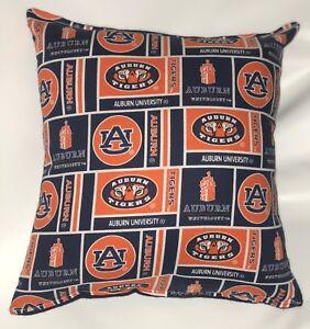 Auburn-University-Pillow-Tigers-Pillow-NCAA-Football-Pillow-HANDMADE-In-USA