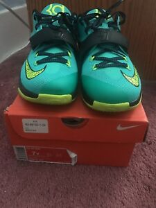 brand new 27ef3 bf057 Image is loading Nike-KD-Kevin-Durant-7-VII-7y-Uprising-