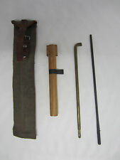 WWII JAPANESE TYPE 99 ARISAKA RIFLE CLEANING KIT WITH POUCH