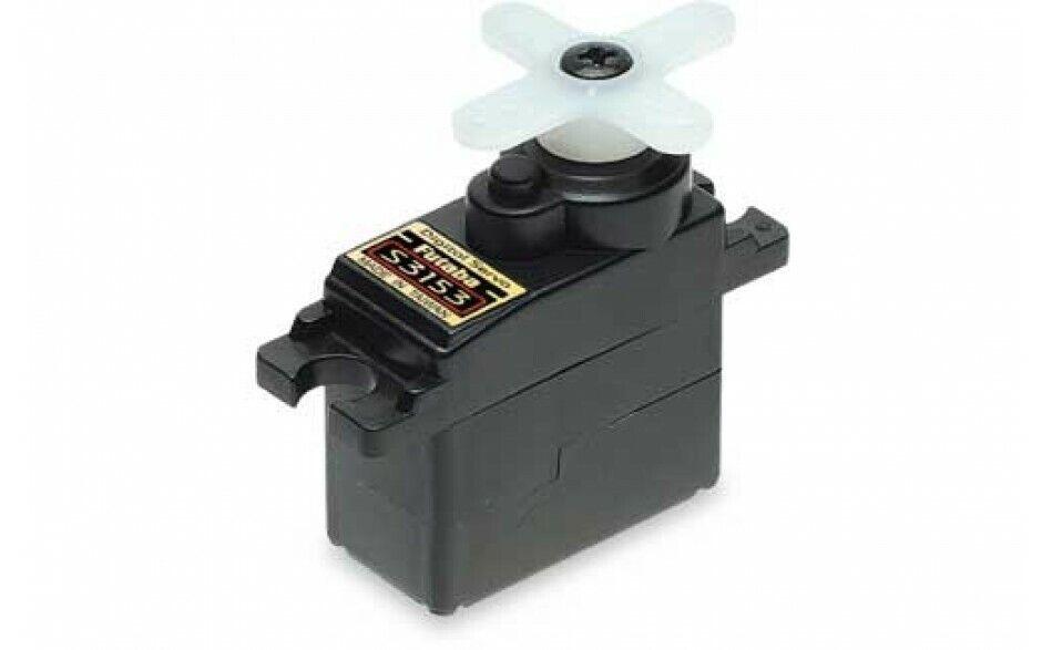 S3153 Futaba Micro Digitale  0.10s 1.7Kg   RC Servo per   Piccolo Elettrico  promozioni di squadra