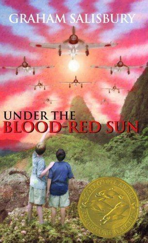 Under the Blood-Red Sun by Salisbury, Graham