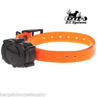Dt Systems Micro-idt Add-on Replacement Collar Orange