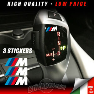 3-Adesivi-pomello-cambio-M-PERFORMANCE-BMW-stickers-serie1-2-3-4-5-6-7-POWER