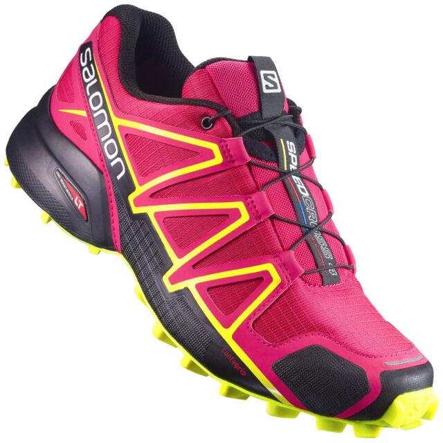 8f1e7270b13 Salomon Speedcross 4 W Women s Running Shoes Cross BOOTS Outdoor ...