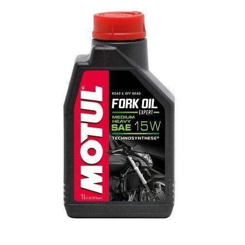 1 LITRO OLIO FORCELLA MOTUL FORK OIL EXPERT SAE 15W