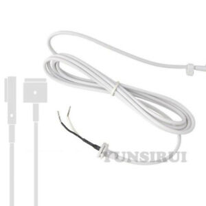 L / T Type Adapter DC repair Cord Cable for Apple Macbook Air Pro 45W 60W 85W