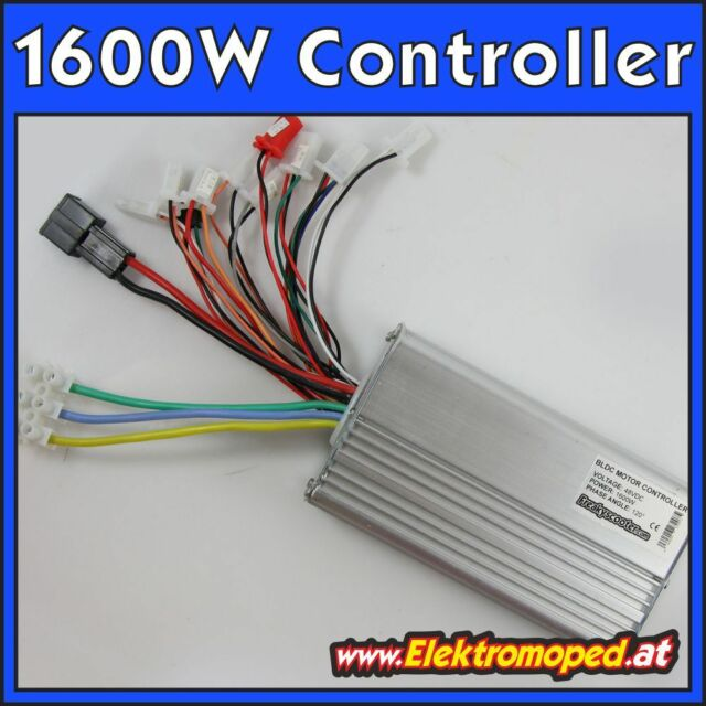 electric scooter spare part controller for 48v 1600w brushless motor