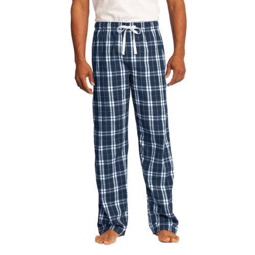 Mens Flannel Plaid Checkered Pajamas PJ Casual Sleep Lounge Pants 100/% Cotton