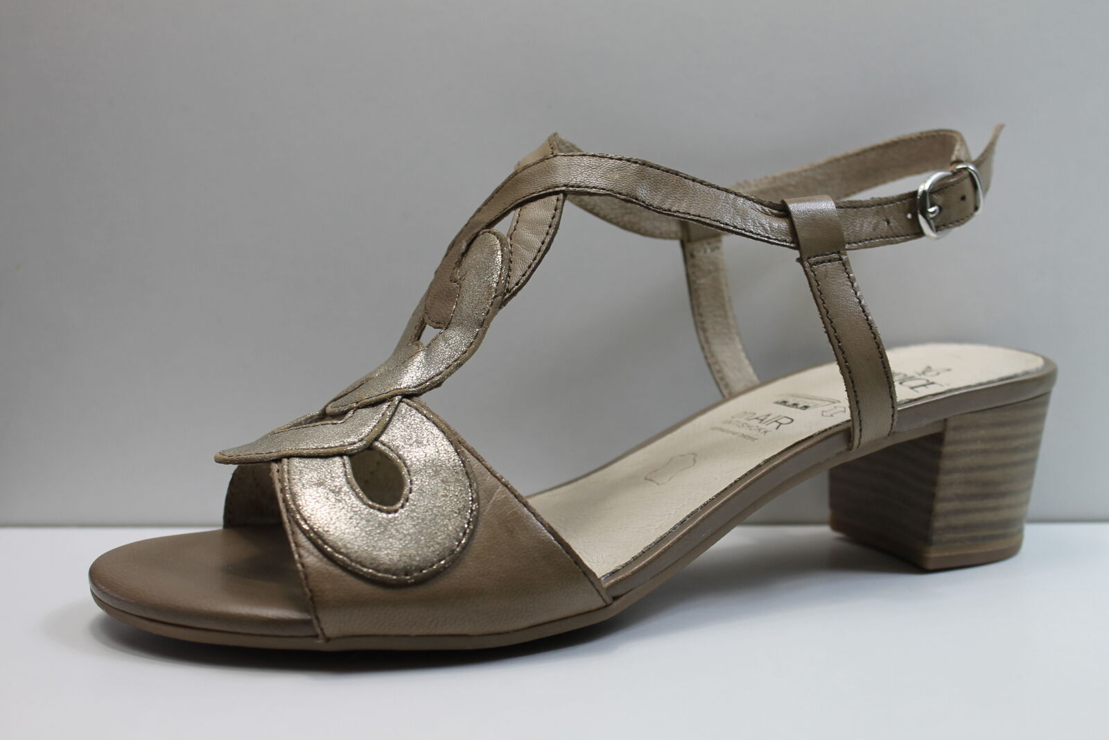 Neu Weiß Gr39 Sandaletten Weiße Caprice Damen Sandalen Pumps
