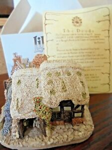 LILLIPUT-LANE-048-WATERMILL-LYME-REGIS-DORSET-ENGLAND-WITH-BOX-amp-DEEDS