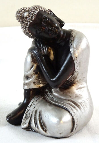Glücksbuddha *CBG schlafender Buddha Dekoration zum Bonsai,