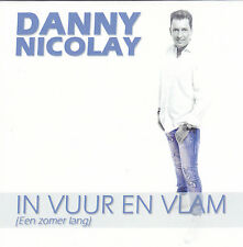 Danny Nicolay-I Vuur En Vlam cd single