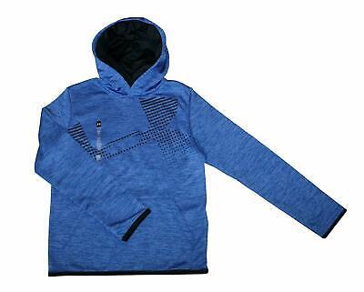 NWT Boys UNDER ARMOUR Hoodie Sweatshirt Royal Blue//Black 1318192