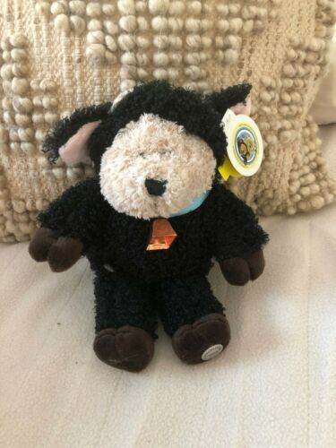 Black Cow 31st Edition 2004 Starbucks Bearista Bear Collection