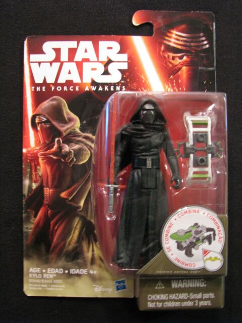 """New Star Wars The Force Awakens Kylo Ren 4"""" Figure"""