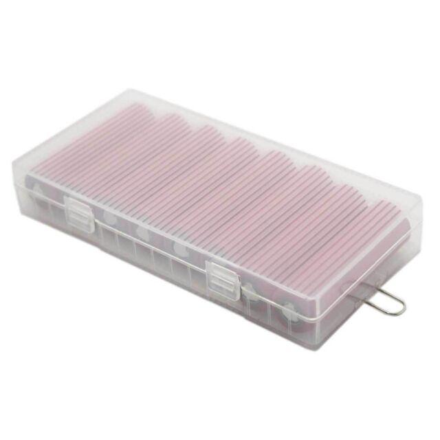5pcs 8X18650 Battery Holder Case Storage Box With Hook Holder Transparent W B2P4