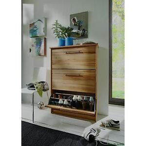 massivholz schuhkommode schuhschrank schuhkipper holz. Black Bedroom Furniture Sets. Home Design Ideas