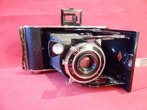 Voigtländer Klappkamera Kamera Objektiv Voigtar Anastigmat f 7,7