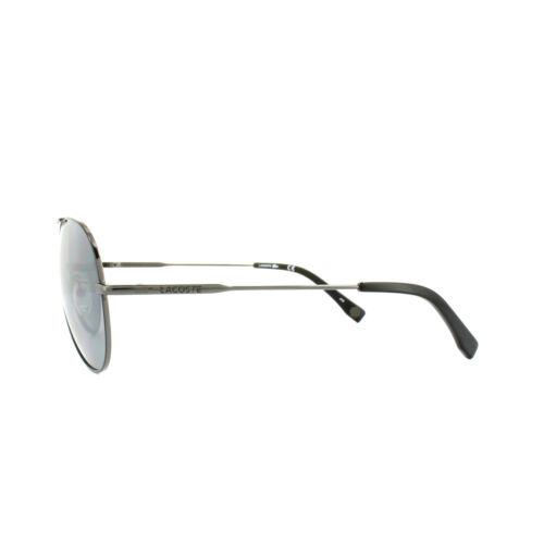 Lacoste Sunglasses L174S 033 Gunmetal Grey Grey