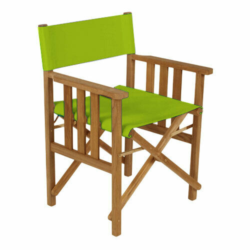 Swell Lime Green Director Chairs Replacement Polyurethane Coated Canvas Covers Garden Pabps2019 Chair Design Images Pabps2019Com