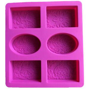 Moule-A-Savon-en-Silicone-pour-la-Fabrication-de-Savon-3D-6-Formes-Ovale-Rect-V5