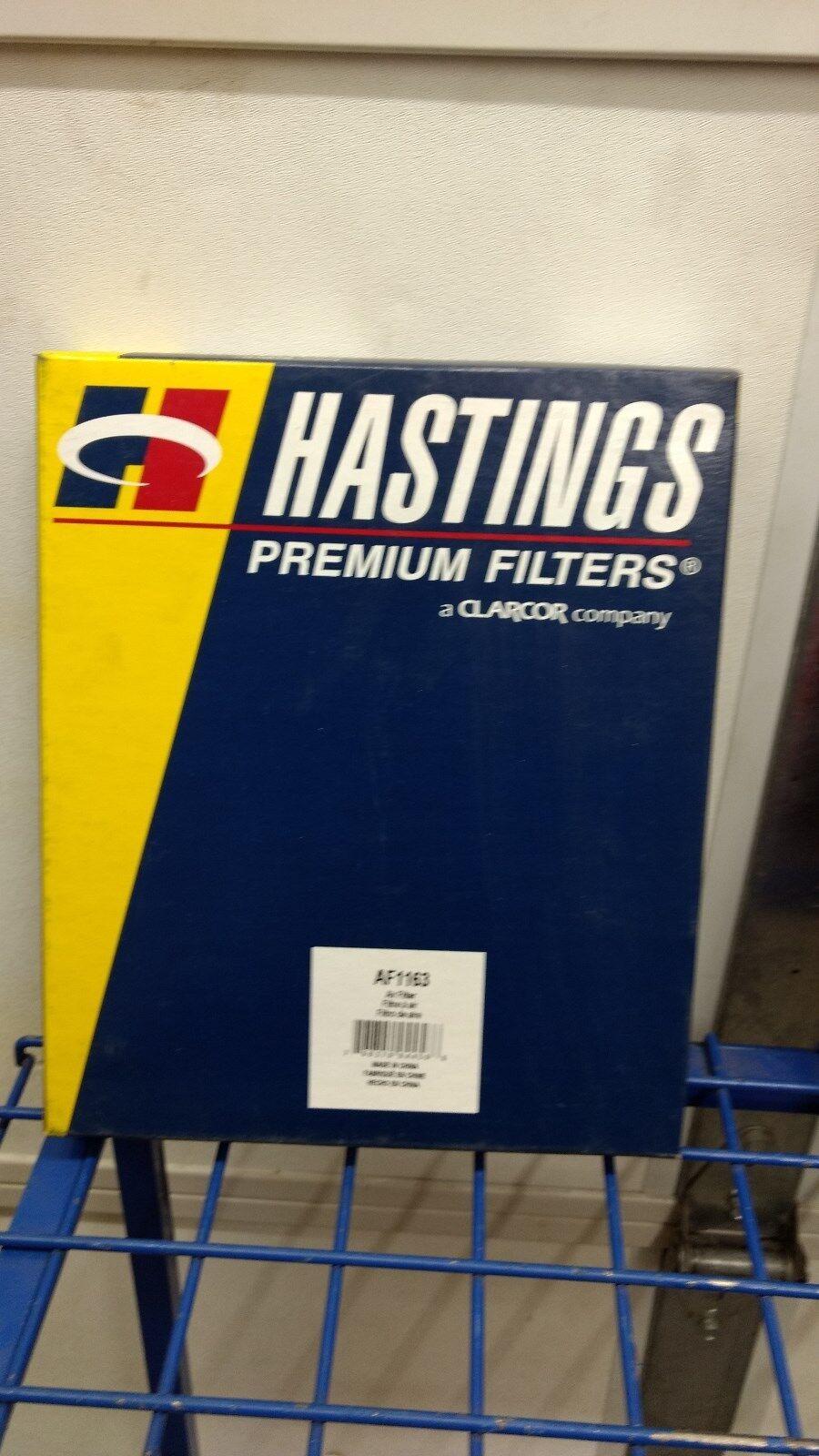 Air Filter Hastings AF1163