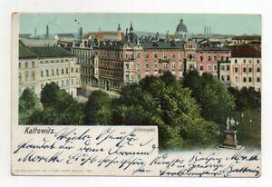 AK-Kattowitz-Wilhelmsplatz