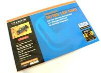 Linksys Etherfast 10/100 Lan Card Adapter Model Lne100tx