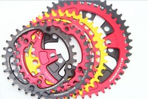 Fouriers-104bcd-Chainring-Round-30T-40-52-54T-Narrow-Wide-Tooth-for-Shimano-Sram