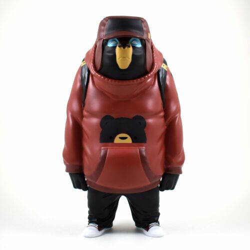 """LE100 Kub """"Brick Red"""" By Mike Fudge FREE SHIPPING UVD TOYS"""