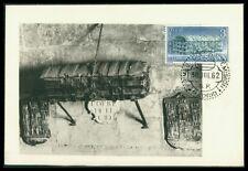 SPAIN MK 1962 EL CID BURGOS KATHEDRALE SARG CARTE MAXIMUM CARD MC CM az69