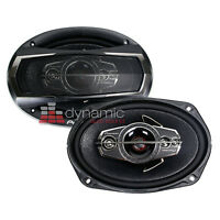 Pioneer Ts-a6995r Car Audio 6 X 9 5-way A-series Coaxial Speakers 600 Watts