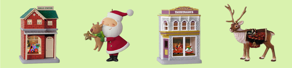 Shop Event Hallmark Ornaments End of Season Sale Shop discounted ornaments up to 25% off.