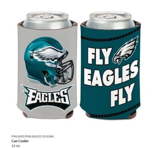 Philadelphia Eagles eslogan latas de radiador NFL Football can Cooler