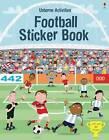 Football Sticker Book by Usborne Publishing Ltd (Paperback, 2010)