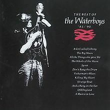 Best-of-from-039-81-to-039-90-von-Waterboys-the-CD-Zustand-gut