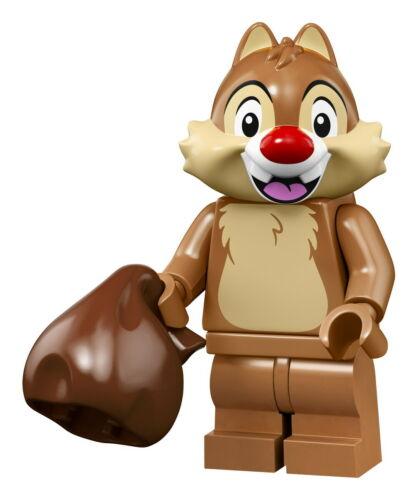 LEGO SET 71024 DISNEY SERIE 2 POLYBAG FIGURINE MINIFIG ECUREUIL TAC NEZ ROUGE