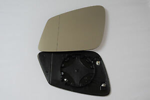 WING MIRROR GLASS WIDE ANGLE HEATED RIGHT H//S BMW 3 SERIES  F30 F35 F80 2011