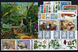 AC138651-NEW-CALEDONIA-LOT-2006-MINT-MNH-CV-128