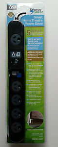 5-Outlet-Auto-Standby-Killer-Power-Board-Energy-Saver-Surge-Protector-RRP-49