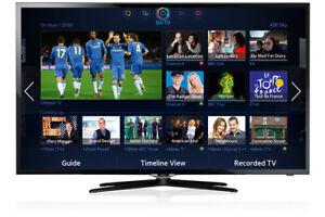 Samsung UE32F5500AK 32 Inch Smart Full HD 1080 LED TV - Black